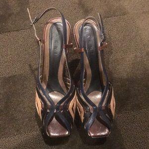 Vintage marni heels sale🔴🔴🔴